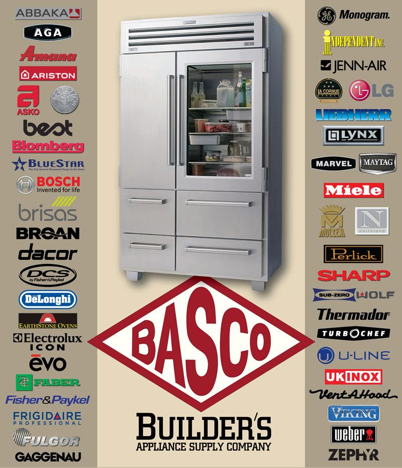 BASCO Logo Board