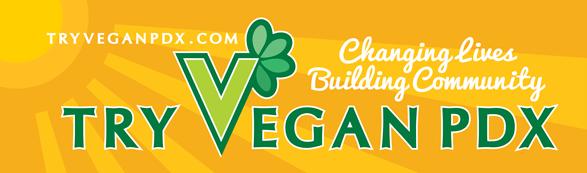 Try Vegan PDX Sticker